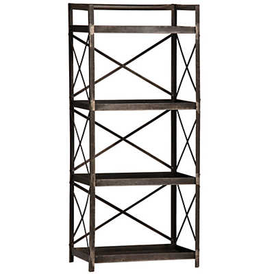 Picture of Oxford Short Bookcase