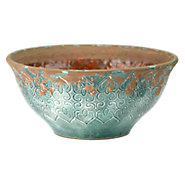 Picture of Blue Ceramic Bowl