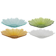 Picture of Colored Glass Bowls, Set of 16