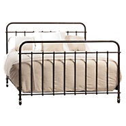 Picture of Baldwin Queen Iron Bed