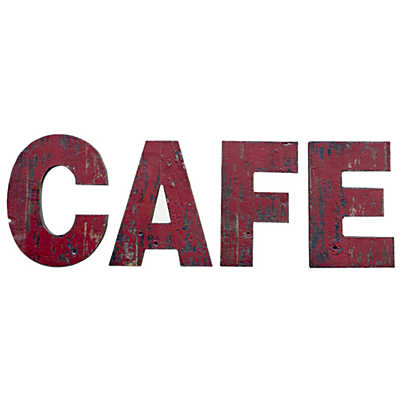 Picture of Cafe Sign