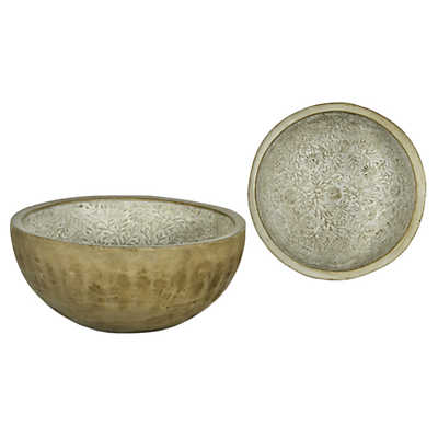 Picture of Carved Powder Stone Bowl