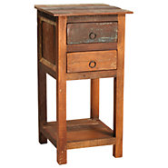 Picture of Nantucket 2 Drawer 1 Shelf Side Table