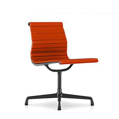 Picture of Herman Miller Eames Aluminum Armless Side Chair