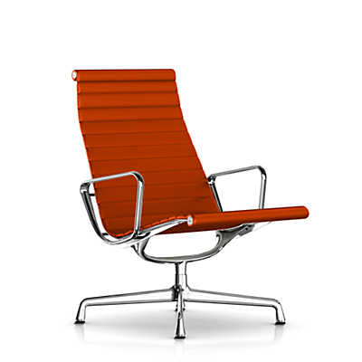 Picture of Herman Miller Eames Aluminum Lounge Chair