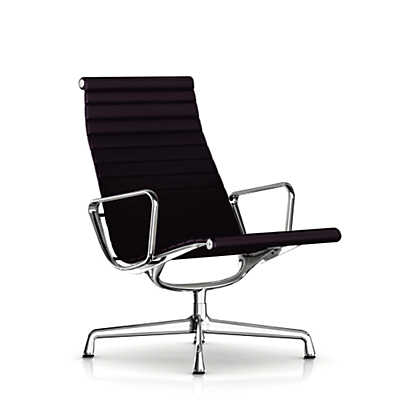 Picture of Herman Miller Eames Aluminum Lounge Chair, Fabric