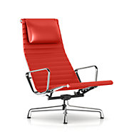 Picture of Herman Miller Eames Aluminum Lounge Chair w/ Headrest