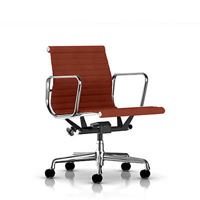 Picture of Herman Miller Eames Aluminum Management Chair, Fabric