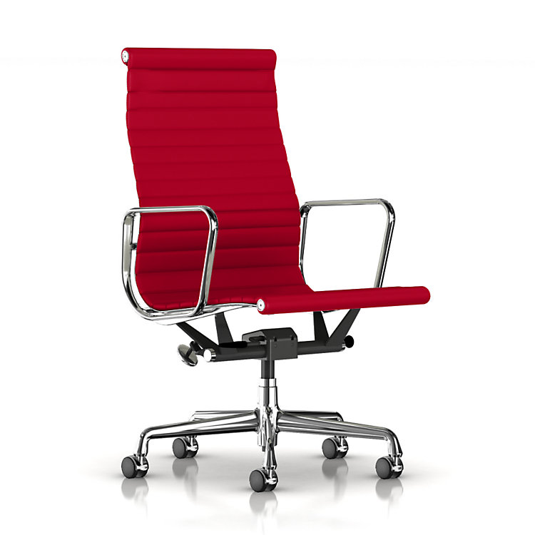 Eames Aluminum Executive Chair, Fabric