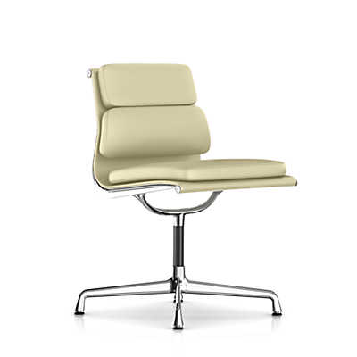 Picture of Herman Miller Eames Soft Pad Armless Side Chair