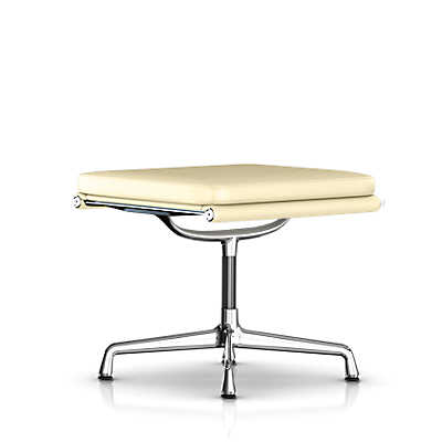 Picture of Herman Miller Eames Soft Pad Ottoman