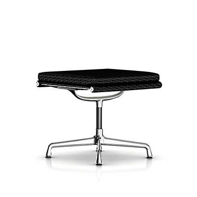 Picture of Herman Miller Eames Soft Pad Ottoman, Fabric