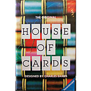 Picture of Eames Medium House of Cards