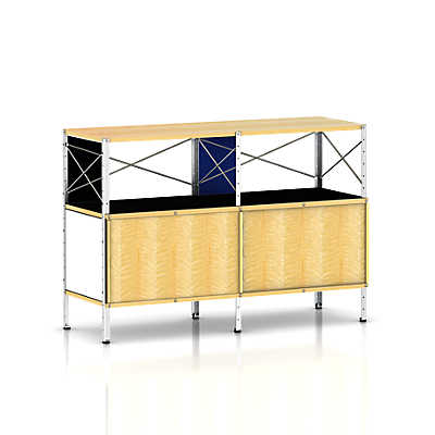 Picture of Herman Miller Eames Storage Unit, 2 x 2 with Doors