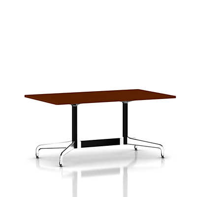 Picture of Herman Miller Eames Rectangular Table