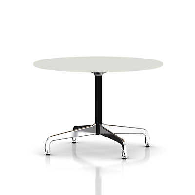 Picture of Eames Round Table, Segmented Base