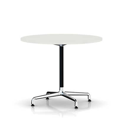 Picture of Eames Round Table, Universal Base