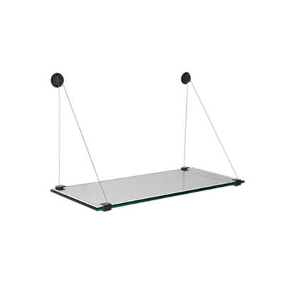 Picture of Floating Glass Cable Shelf