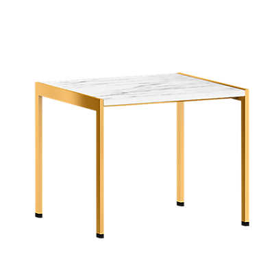 Picture of Ward Bennett H Frame Side Table