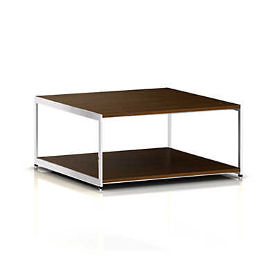Picture of Ward Bennett H Frame Coffee Table
