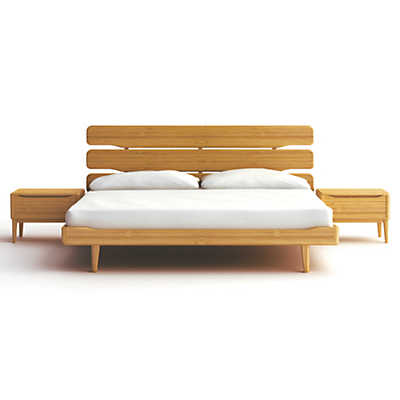 Picture of Currant Queen Platform Bed
