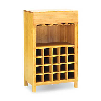 Picture of Orchid Wine Cabinet