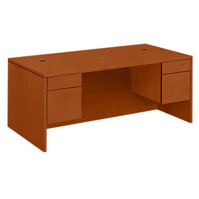 Picture of 10500 Series Rectangle Pedestal Desk 4