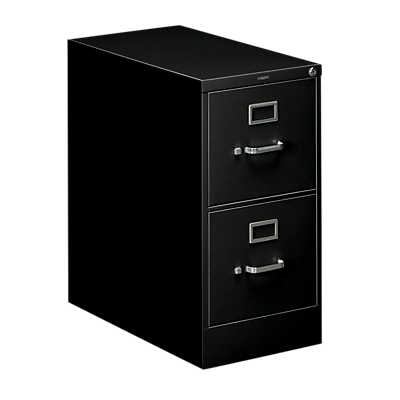 "Picture of Hon 310 2-Drawer Letter File, 29"" x 15"" x 26"""