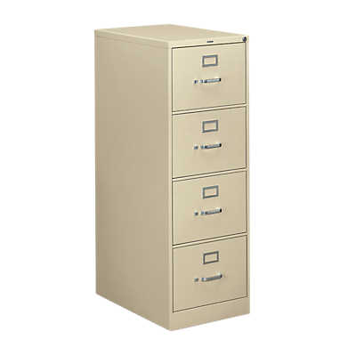 "Picture of Hon 310 4-Drawer Legal File, 52"" x 18"" x 26"""