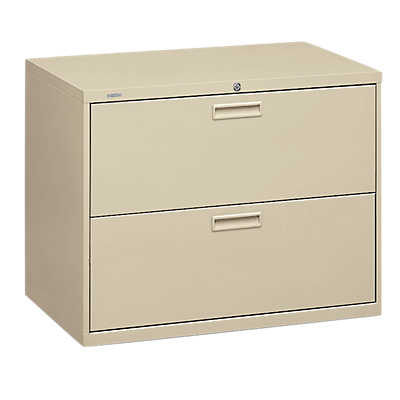 "Picture of Basyx 400 2-Drawer Lateral File, 30"" Wide"