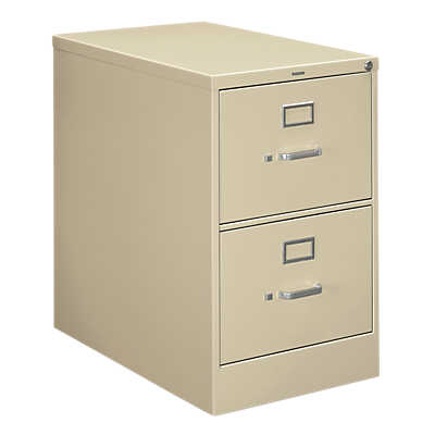 "Picture of Hon 510 2-Drawer Legal File, 29"" x 18"" x 25"""