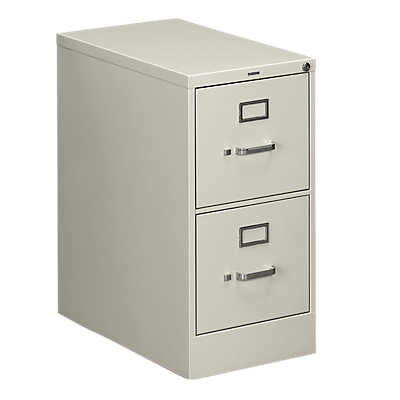 "Picture of Hon 510 2-Drawer Letter File, 29"" x 15"" x 25"""