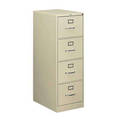 "Picture of Hon 510 4-Drawer Legal File, 52"" x 18"" x 25"""