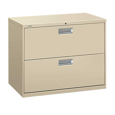 "Picture of Brigade 600 2-Drawer Lateral File, 36"" Wide"