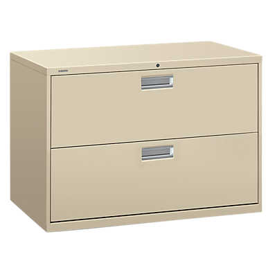 "Picture of Brigade 600 2-Drawer Lateral File, 42"" Wide"