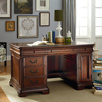home office small executive desk