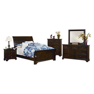 Picture of Hanover Bedroom Set