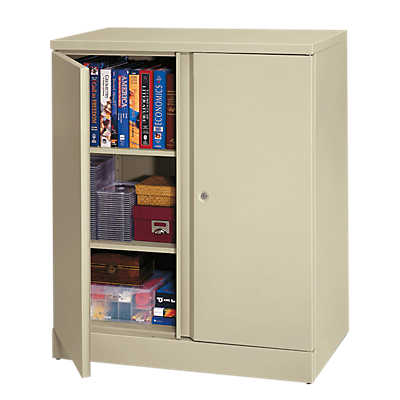 Picture of Basyx Metal Storage Cabinet, 3 Shelf