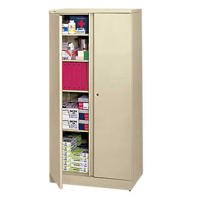 Picture of Basyx Metal Storage Cabinet, 5 Shelf