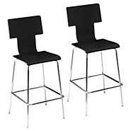 Picture of Tebrack Barstools, Set of 2
