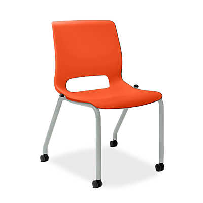 Picture of Motivate Stacking Chair, 4 Leg Base, Set of 2