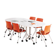 "Picture of Motivate Conference Table, 48"" w x 84"" l"