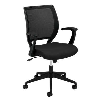 Picture of Basyx HVL521 Work Chair, Mesh Back