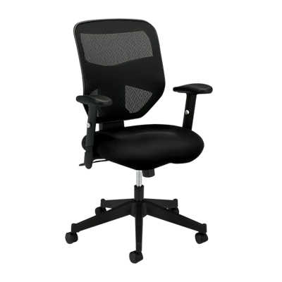 Picture of Basyx HVL531 Work Chair, Mesh Back
