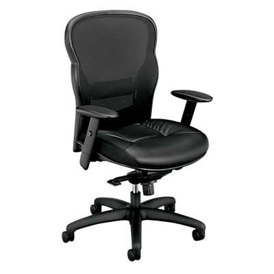 Picture of Basyx HVL701 Work Chair, Mesh Back