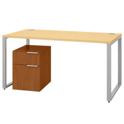 Picture of Voi Desk with Mobile Pedestal