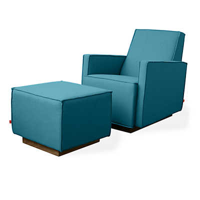 Picture of Kipling Glider and Ottoman