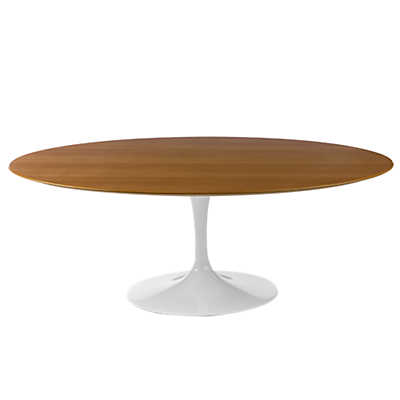 "Picture of 78"" Oval Saarinen Dining Table"