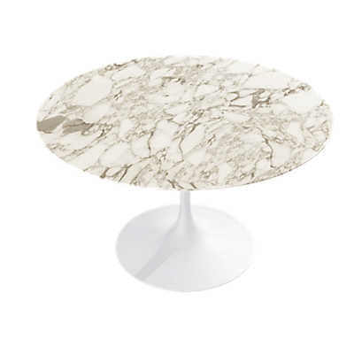 "Picture of 47"" Round Saarinen Dining Table"