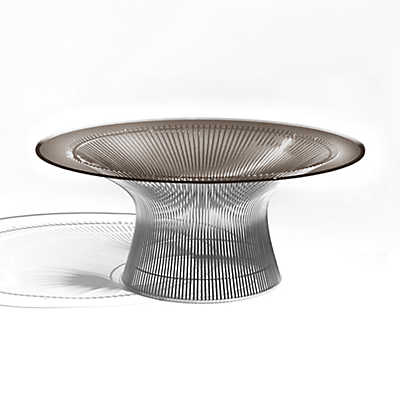 "Picture of 42"" Platner Coffee Table"